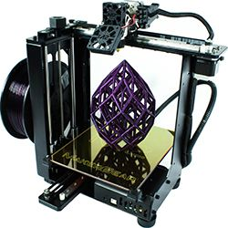 Check MakerGear M2 3D printer features and reviews 2019